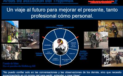 El traje modular de simulación de envejecimiento y empatía TrajeMax de Biel Consulting
